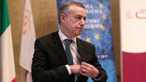 El lehendakari, Íñigo Urkullu. (Foto: EFE)