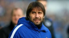 Antonio Conte, técnico del Chelsea (Getty)