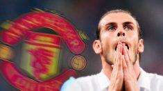 Bale sólo quiere jugar en el Manchester United.