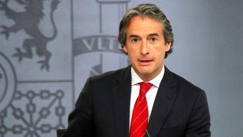 Íñigo de la Serna, ministro de Fomento (Foto: Moncloa)