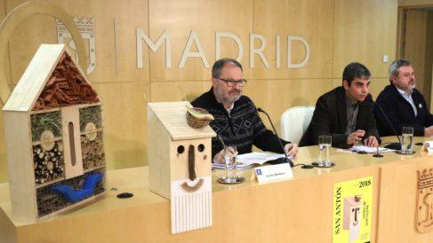Casetas para pájaros que podrán aprender a hacer los madrileños. (Foto: Madrid)
