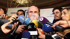 Luís de Guindos, ministro de Economía en Spain Investors Day