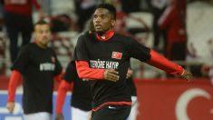 Samuel Eto'o en la liga turca. (Getty)