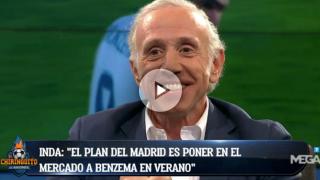 Eduardo Inda desveló los nombres de los fichajes de verano del Real Madrid.
