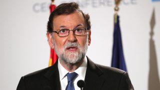 Mariano Rajoy, presidente del Gobierno. (Foto: EFE)