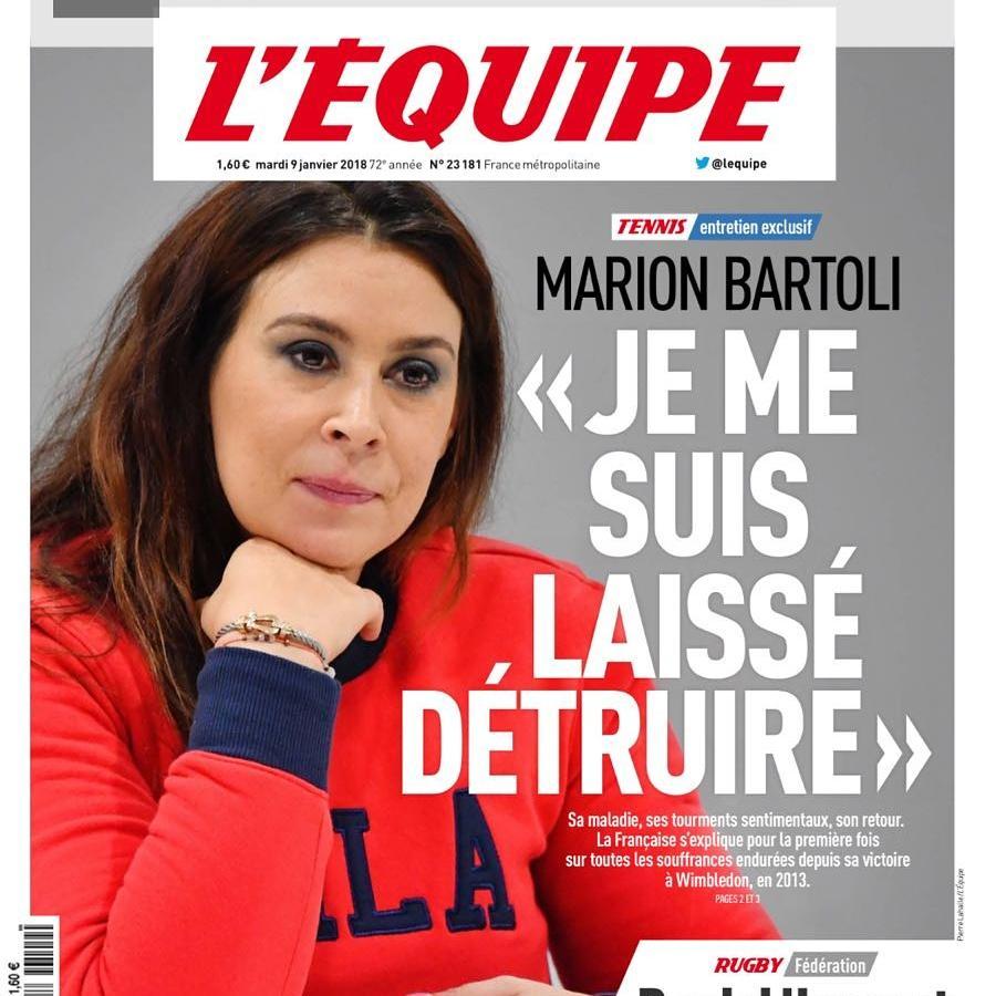 """Bartoli denuncia una relación machista: """"Me decía que estaba gorda y me dejé destruir"""""""