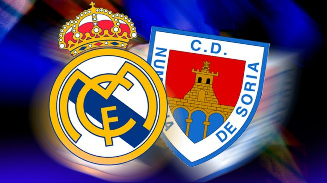Canal de televisión para ver el Real Madrid vs Numancia