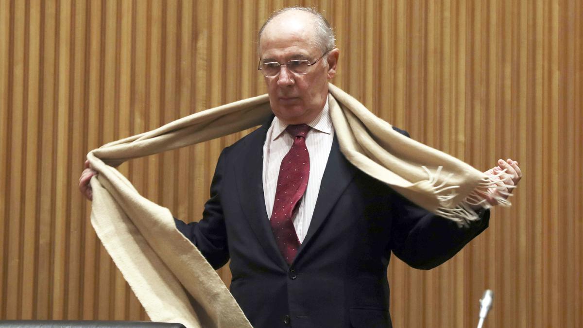 Rodrigo Rato, ex vicepresidente del Gobierno y ministro de Economía. (Foto: EFE)