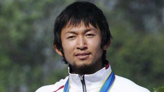 Yasuhiro Suzuki, piragüista japonés (AFP)