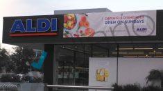Supermercados Aldi en Cataluña.