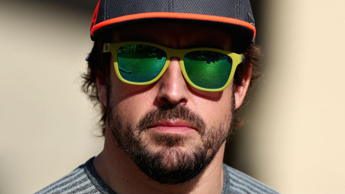 Fernando Alonso no está entre los favoritos de las 24 horas de Daytona. (Getty)