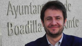El edil de Boadilla del Monte, Ángel Galindo hijo. (Foto: APB)