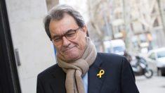 Artur Mas, ex presidente de la Generalitat de Cataluña. (Foto: EFE)