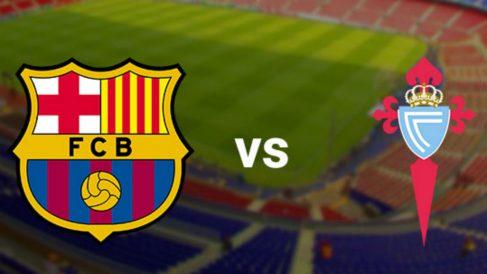 Barcelona Vs Celta.