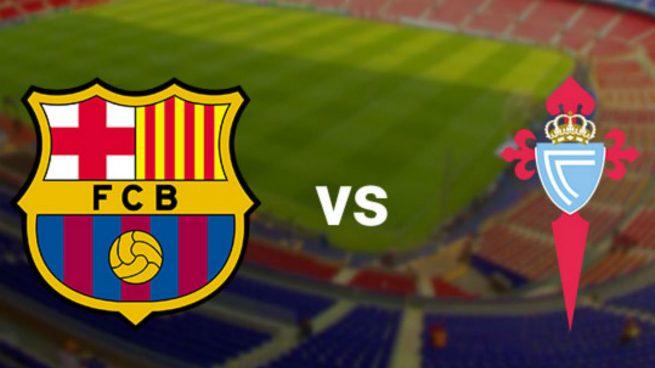 Canal de televisión para ver en vivo el Barcelona vs Celta