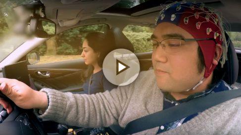 Nissan trabaja en el proyecto B2V, una tecnología capaz de hacer que los coches del futuro lean nuestro cerebro con el objetivo de anticiparse a los accidentes.