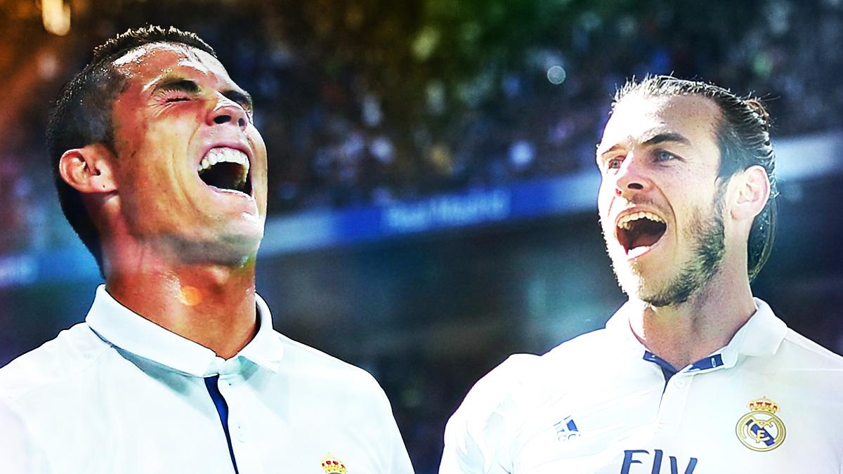 Crsitiano y Bale, fuera de la lista ante el Numancia.