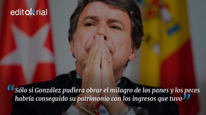 Ignacio González no es el hijo de Dios