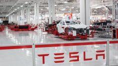 Factoría de Tesla (Foto. Tesla)
