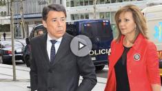 Declaración de la esposa de Ignacio González, Lourdes Cavero, ante el juez del caso Lezo. 2 de octubre de 2017.