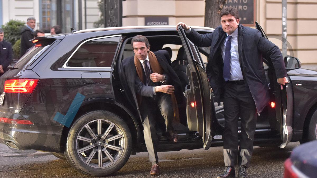 José María Aznar. Foto: GTRES
