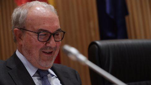 Pedro Solbes, ex ministro de Economía. FOTO: Francisco Toledo