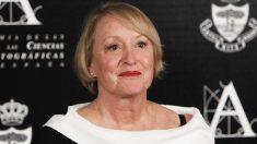 Yvonne Blake, presidenta de la Academia de Cine. (Foto: EFE)