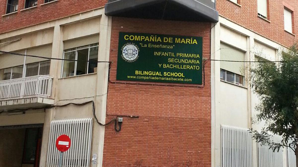 Colegio Compañía de María La Esperanza de Albacete.