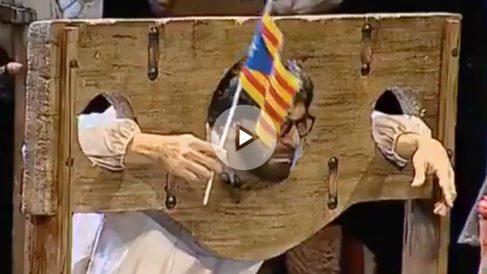 La chirigota de Cádiz dedicada a Puigdemont que ha soliviantado al separatismo