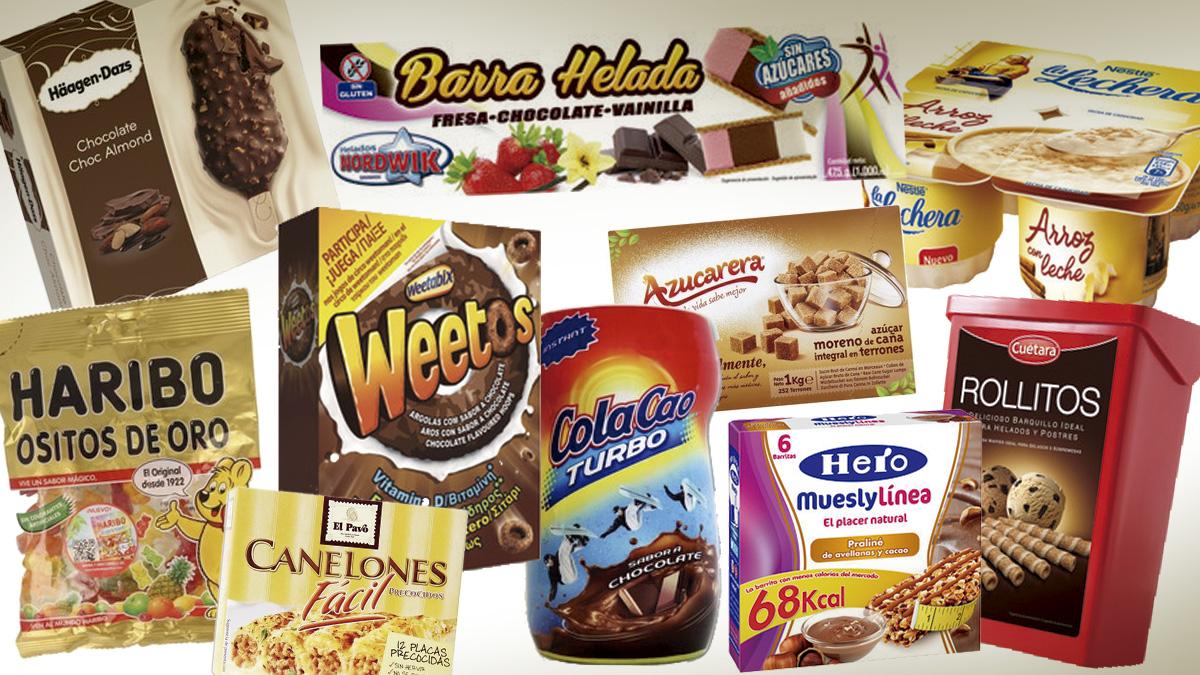 """Alcampo pone un sello """"saludable"""" en productos ultraprocesados"""