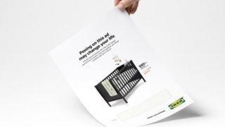 El anuncio de Ikea sobre el que orinar