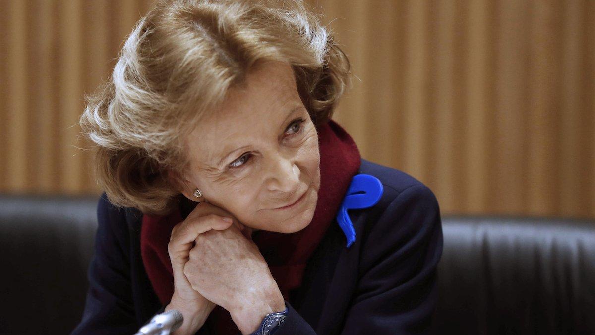 La ex vicepresidenta y ex ministra de Economía y Hacienda Elena Salgado. (Foto: EFE)