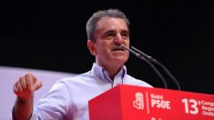 José Manuel Franco, líder del PSOE-M. (Foto: PSOE-M)