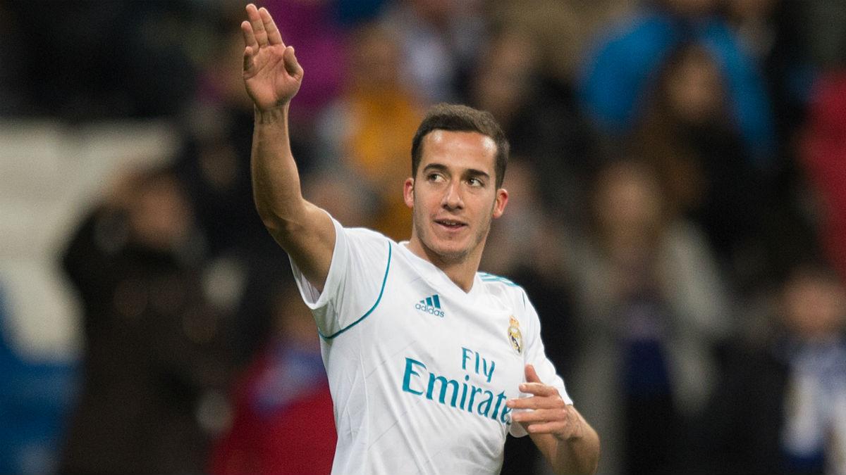 Lucas Vázquez será el lateral del Real Madrid en el duelo ante el Bayern. (Getty)