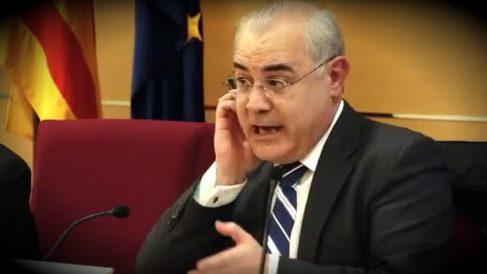 Pablo Llarena, magistrado del Tribunal Supremo.