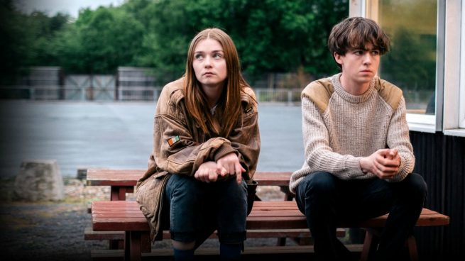 the end of the f*** world