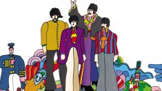 'Yellow Submarine' de The Beatles.
