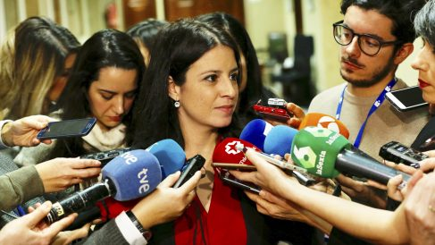 Adriana Lastra, vicesecretaria general del PSOE. (Foto: PSOE)
