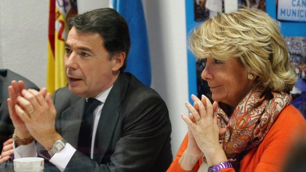 El juez dice que el relato de Granados sobre la responsabilidad de Aguirre es «interesante y claro»