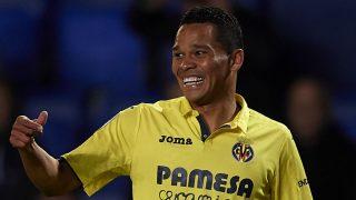 Bacca, en un partido con el Villarreal. (Getty)