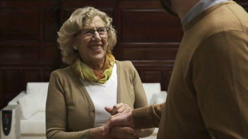 La regidora madrileña Manuela Carmena. (Foto: Madrid)