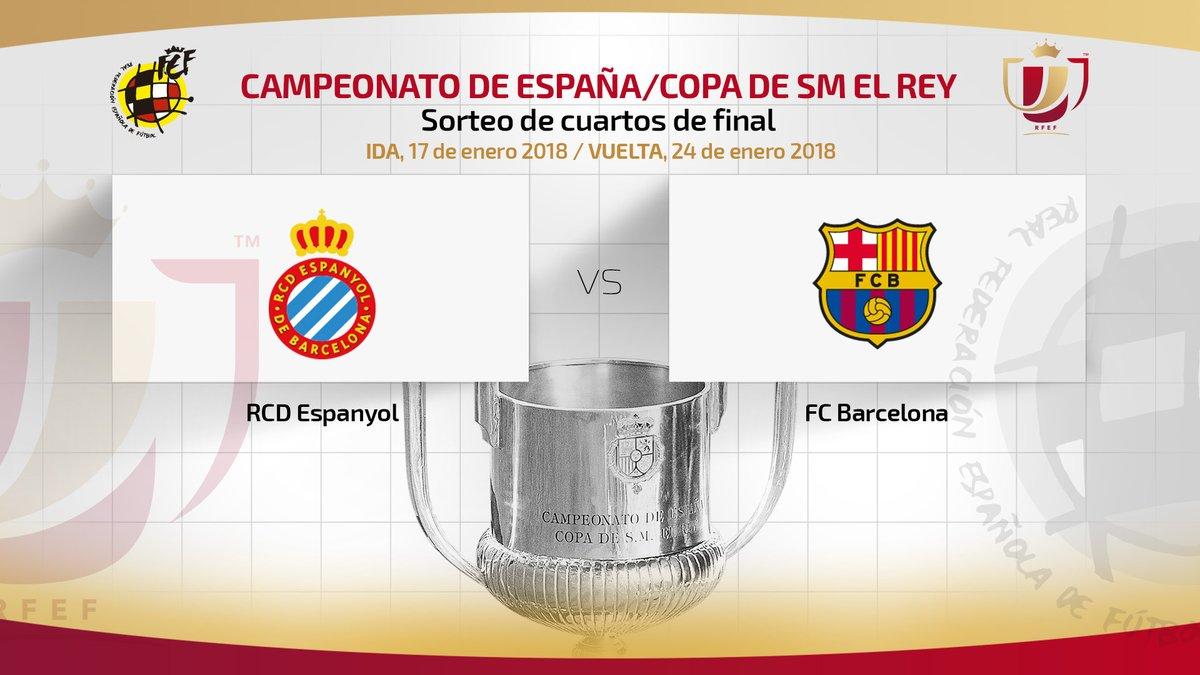 Sorteo Copa del Rey: en vivo y en directo online