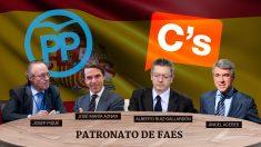 Patronato de FAES.
