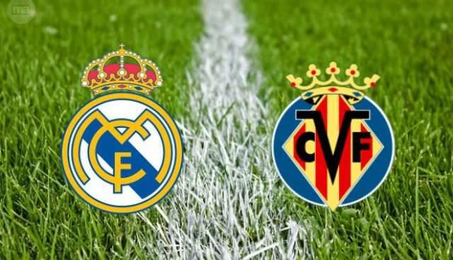 Canal de televisión para ver en vivo Real Madrid Vs Villarreal