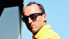 Robert Kubica habría sido descartado tanto por Williams como por Renault por su falta de velocidad, algo que él mismo se ha encargado de negar por activa y por pasiva después de cada test realizado. (Getty)