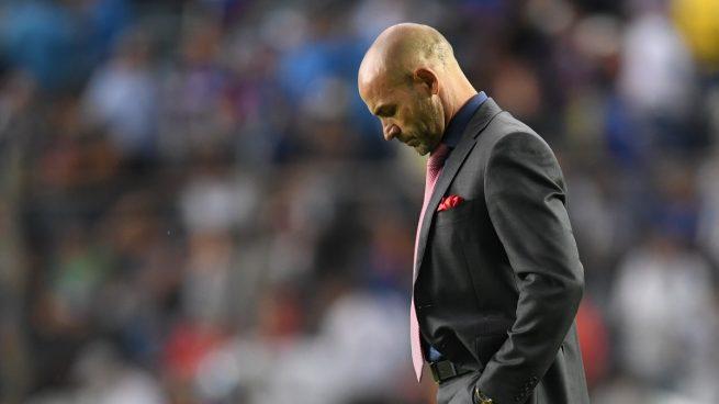 """Paco Jémez: """"Los jugadores han llorado en el vestuario, estamos jodidos y pedimos perdón"""""""
