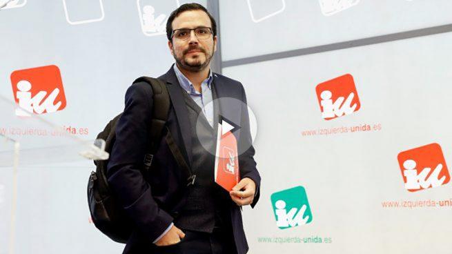 """Garzón sigue intentando que Podemos le haga caso: """"Hay tiempo para hacer las cosas mejor"""""""