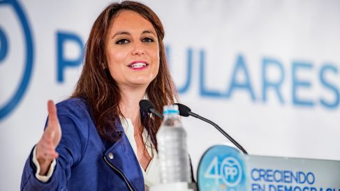 Andrea Levy, vicesecretaria de Estudios y Programas del PP.  (Foto: EFE)