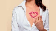 La fortaleza del corazón femenino es impresionante