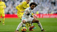 Marcelo está muy lejos de su mejor momento de forma. (EFE)